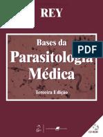 Bases Da Parasitologia Médica - Rey - 3ª Edição - 2010 - eBook