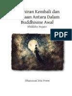 Kelahiran Kembali Dan Keadaan Antara Dalam Buddhisme Awal