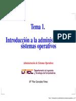 Introduccion sistemas operativos