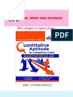 AFCAT Time Speed and Distance