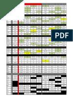 hspva master schedule 16-17
