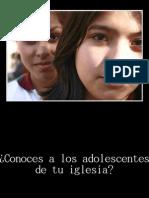 Adolescentes Cristianos Chilenos Por Aaron Arnold