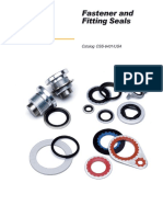 Fastener & Fitting Seals