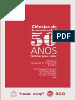 E-book 50 Anos Da Da Pesquisa Em Comunicação