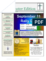 2016 September Eastminster Edition