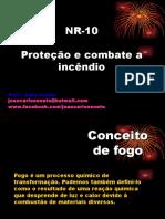 8 Proteção e Combate a Incêndio 05102005
