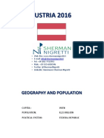 Gianmauro Sherman Nigretti - Austria - corporate and tax highlights
