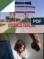 Violencia Familiar-promocion de Vida Saludable