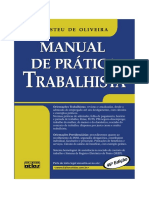Aristeu de Oliveira - Manual de Pratica Trabalhista