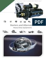 3A) Brochure Starters and Alternators 2012