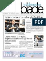 Washingtonblade.com, Volume 47, Issue 36, September 2, 2016