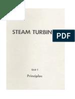 Steam Turbines, Unit 1
