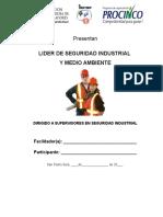 Manual Del Líder en Seguridad Industrial