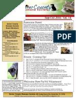 SCHS Newsletter #4