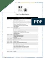 PrepCom3 Programme 20160710