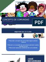 Teorica 1 Concepto de Comunidad.pptx