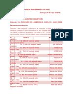 Carta de Requerimiento de Pago Yuliana Nicho Gomes