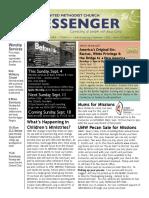 Messenger 09-01-16