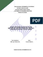 Diseno e Implementacion Plan Muestreo Materia Prima Complejo Siderurgico Nacional