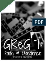 GReG 7 eBook Version