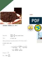 Bagus Bimantara 12-018 Dinamika Tanah