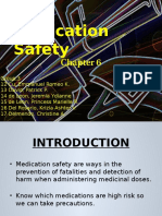Chapter 6 - Medication Safety (Group 3)