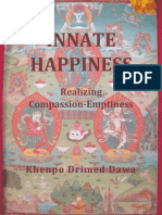 Innate Happiness_ Realizing Com - Khenpo Drimed Dawa