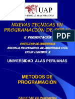 02 Metodos de Programación
