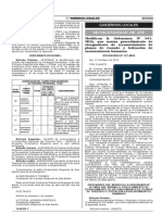 ORDENANZA N° 375-MDA,VISACION PLANOS PARA S.B.