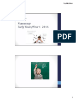 Powerpoint Early Years and Year 1