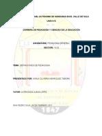 DEFINICION DE PEDAGOGIA.doc