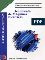 Libro Mantenimiento de Máquinas Eléctricas - Juan José.pdf