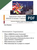 peta persaingan indonesia dalam masyarakat ekonomi asean