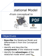 Relational-db ADMU (Good!)
