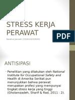 Stress Kerja Perawat