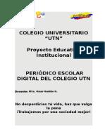 PROYECTO PERIODICO DIGITAL DEL COLEGIO UNIVERSITARIO UTN.docx