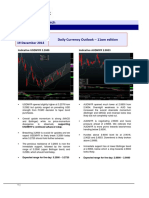 Daily FX Outlook - 19 Dec 2013