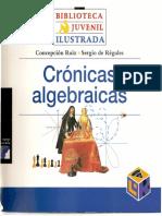 CRÓNICAS ALGEBRAICAS