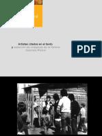 Arte Contemporáneo en la Escuela >> ARTE CHILENO