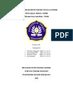 2.Laporan Praktikum TOLR Teknik Tenaga Listrik