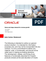 Oracle - Demand Management_Sense and Shape Demand for Revenue Growth (Vcp_demand-management_positioning_12.1.3.3)