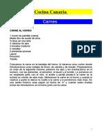 Canarias - Gastronomia Canaria - Cocina.de.Las.islas.canarias.-.Las.carnes - Por.gonrod