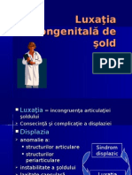 Luxatie Congenital a de Sold