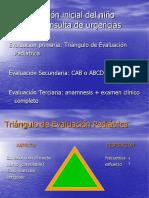 0 Evaluación Inicial Pediátrica