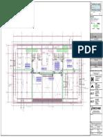ST106-MEP-BW-P-22F-0001, CBWD @ 22F Slab Opening Plan Layout, Rev-01