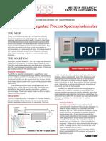Ametec H2S + Co2 Process Analyzer