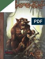 Manuala delle Creature (Arcan Myth) [ITA]