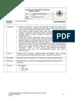 SOP Evaluasi Kesesuaian Resep Dgn Formularium