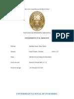 Informe previo química general