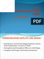 Unit 2 Satellite Comm Link